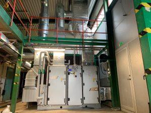 Ventilationsanläggning